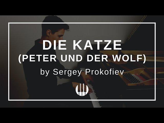 Die Katze aus 'Peter und der Wolf' Op. 67 by Sergey Prokofiev