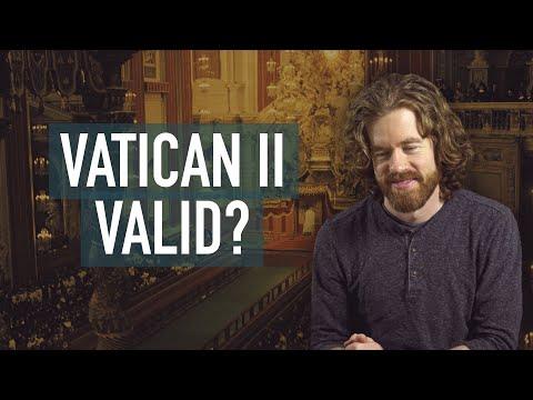 The Validity of Vatican II
