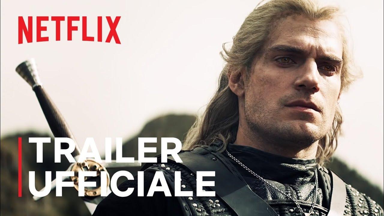 Download The Witcher   Trailer ufficiale   Netflix Italia