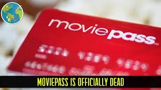 Movie Pass is officially Shutdown