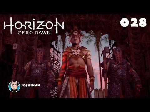 Horizon Zero Dawn #028 - Dervahl besiegen [PS4][HD]