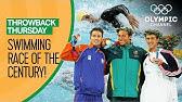 Phelps vs Thorpe vs van den Hoogenband - Men&#39s Freestyle 200m at Athens 2004Throwback Thursday