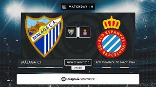 Málaga CF RCD Espanyol MD10 L2100