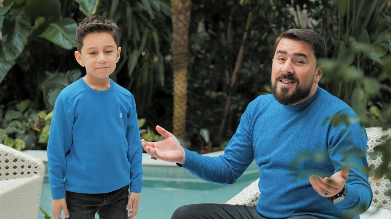Seyyid Peyman ve oglu Seyyid Huseyn - Huseyn, Huseyn (Official Video) 2020