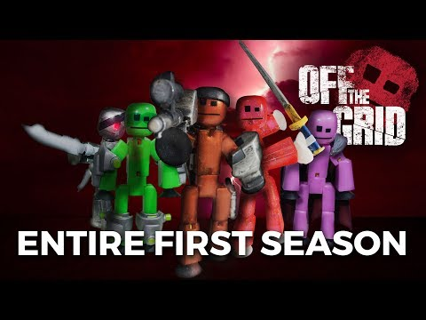 OFF THE GRID ☠️ | Season One (Full Season)