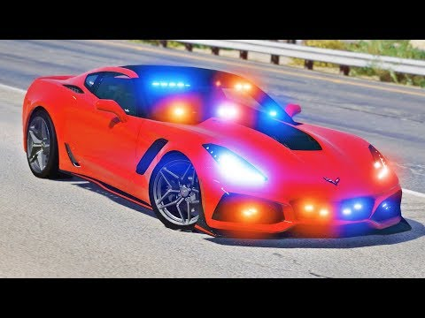 Star Chase Tracker | GTA 5 LSPDFR #402