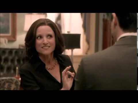 Veep - Like using a croissant as a dildo