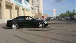 BMW E39 M5 . Astana Kazakhstan .