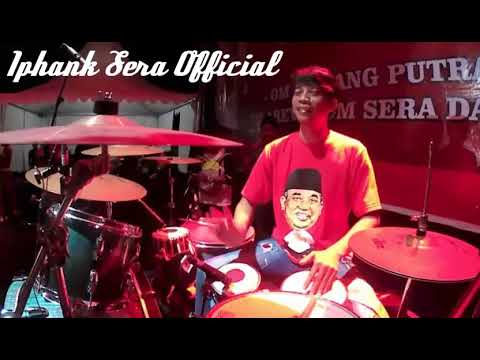 Juragan Empang Cover Kendang by Iphank Sera (OM SERA live Sukoharjo 2017)