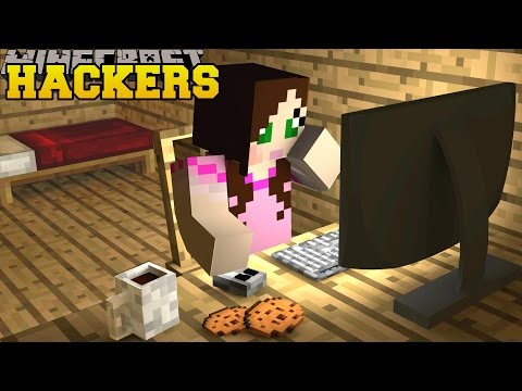 Minecraft: HACKERS! - ANTI-APOCALYPSE AGENCY - Custom Map [1