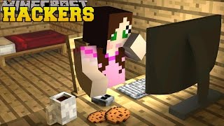 Minecraft: HACKERS! - ANTI-APOCALYPSE AGENCY - Custom Map [1] thumbnail