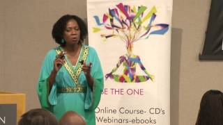 "Dr. Karmen Smith talks about The "" I AM"" Solution during Mental Health Awareness Week 2016"