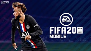 FIFA 20 Mobile Android Offline 1 GB Latest Transfer Update