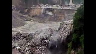 Derrumbe en zona 3 Guatemala