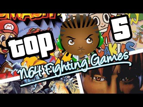 Top 5 N64 Fighting Games Ever