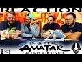 Avatar The Last Airbender 3x1 REACTION The Awakening