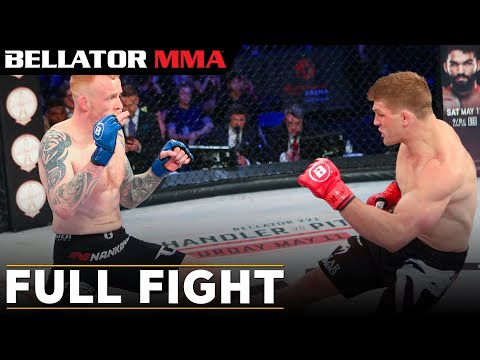 Full Fight | Brent Primus vs. Tim Wilde - Bellator Birmingham
