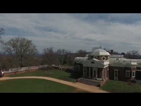 Monticello from the Air