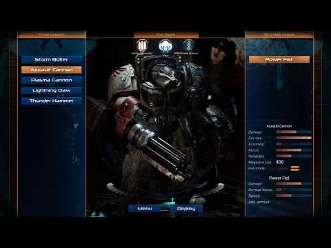 SpaceHulk Deathwing Chapter 9 part 1 |