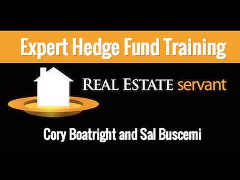 RES Expert Training Sal Buscemi & Cory Boatright Profit 3 Ways Real Estate Hedge Fund Secrets