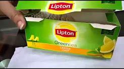 Side effect of green tea