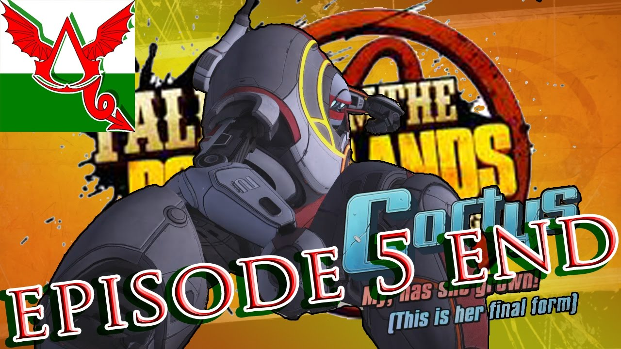 GORTYS FINAL FORM | Tales From The Borderlands - Episode 5 The ...