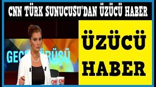 CNN TÜRK Sunucusu Hande Fırat Evinde Kaza Geçirdi! İki Gözünde de Hasar Var!
