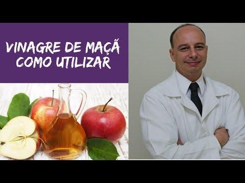 Vinagre de Maçã Funciona? Como Utilizar?     Dr. Moacir Rosa