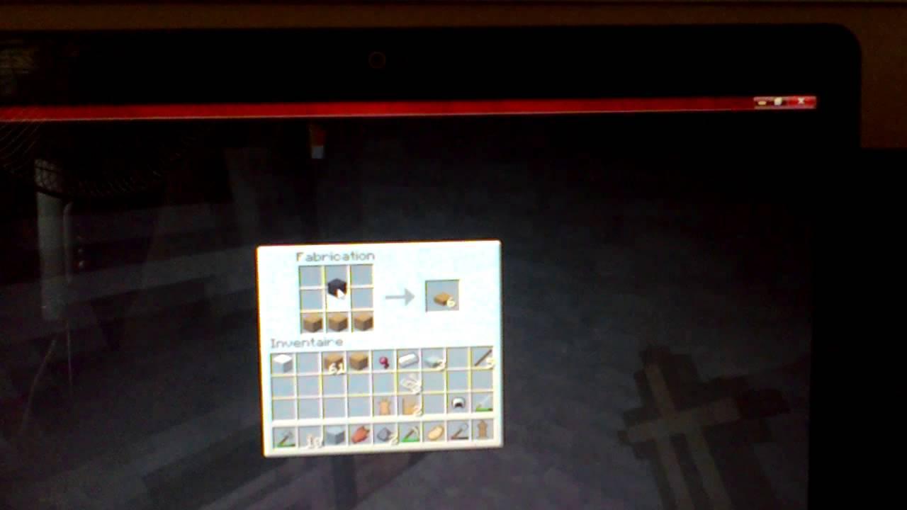 Comment Faire Un Porte Armure Dans Minecraft Youtube