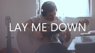 Lay Me Down - Sam Smith (fingerstyle guitar cover by Peter Gergely)