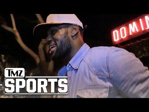 LeBron James -- Rocks $50k Watch ... To Hollywood Nightclub   TMZ Sports