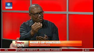 Undisciplined Leaders Bane Of Nigeria's Economic Problem - Peter Obi | Sunrise Daily |