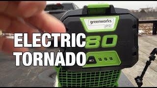 Greenworks Pro 80V Blower