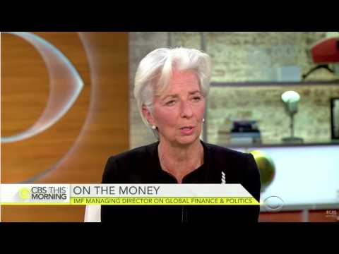 CHRISTINE LAGARDE INTERNATIONAL MONETARY FUND