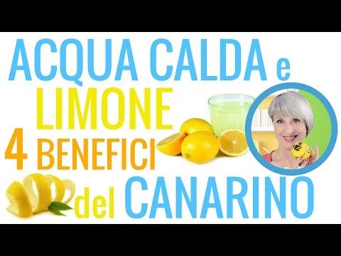 ACQUA CALDA e LIMONE 4 BENEFICI con una RICETTA SPECIALE di Simona Vignali Naturopata