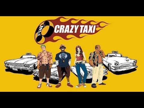 Crazy Taxi (Feb 6, 2001 Prototype) Playstation 2 |