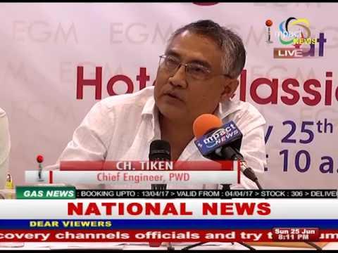 Impact News Manipuri 25 June 2017