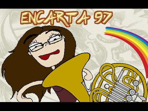 Let's Play Encarta 97 - Part One - WORLD MUSIC & NATURE