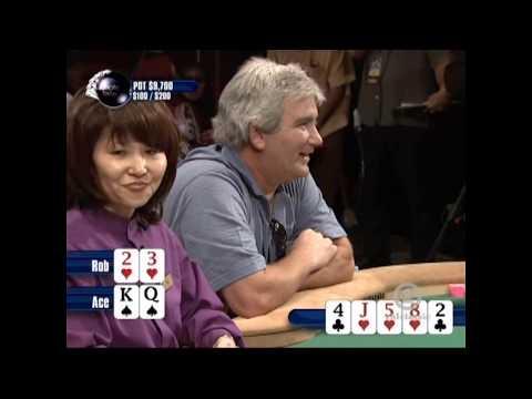 Ace Frehley Celebrity Poker