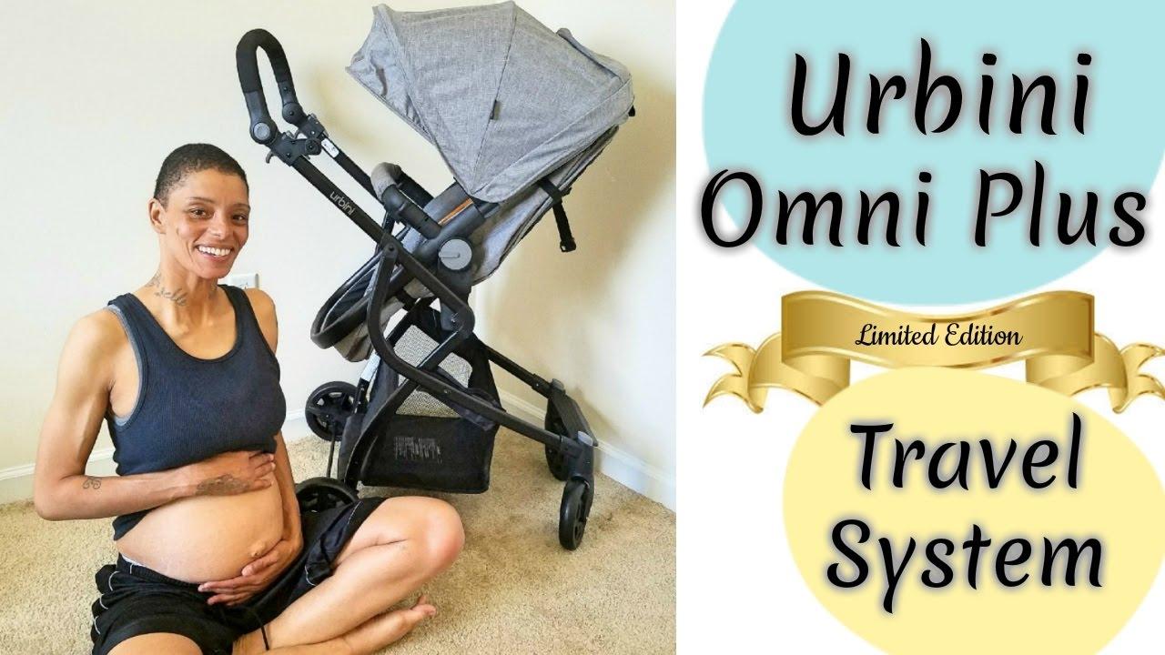 Urbini Omni Plus Travel System