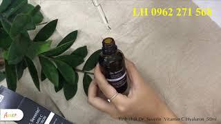 Tinh chất Dr. Severin Vitamin C Hyaluron 50ml