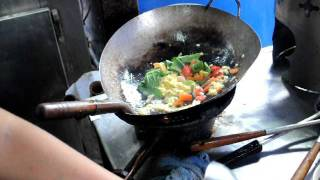 How To Cook Thai Chicken Fried Rice