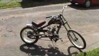 Chopper Vélo  80 cc