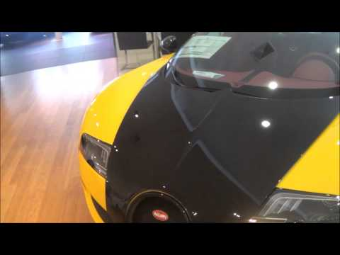 Tour Of The Manhattan Motorcars Showroom