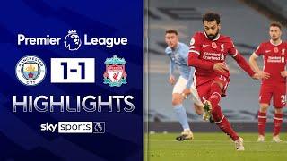 Salah & Jesus on target whilst De Bruyne MISSES penalty! | Man City 1-1 Liverpool | EPL Highlights