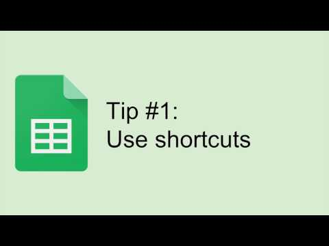 5 Tricks to Boost Your Productivity in Google Sheets