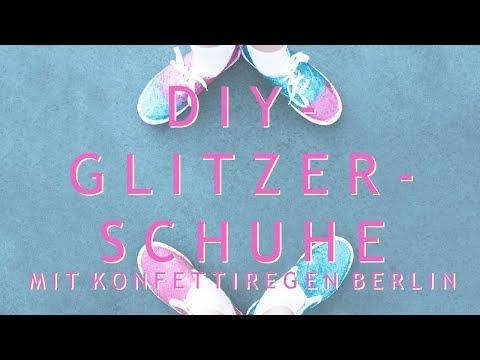 Tolle Nike & Adidas Glitzer Schuhe YouTube