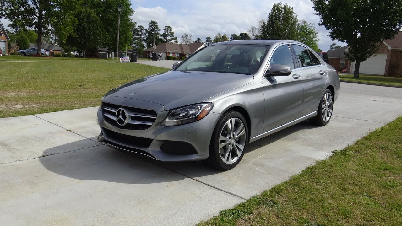 2016 mercedes benz c300 interior review youtube for Mercedes benz c300 reviews