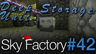Deep Storage Unit (Sky Factory #42)