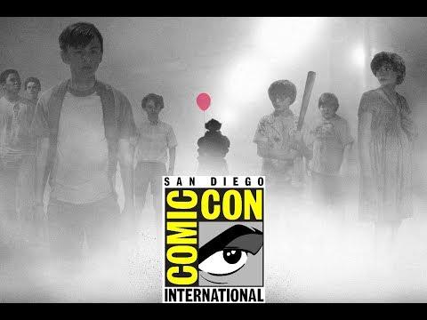 IT - San Diego Comic-Con 2017: ScareDiego...